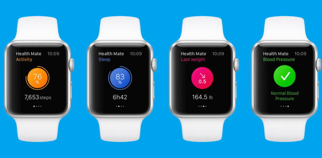 Our Health Mate App Has Been Featured In The Store As One Of Best Apps Compatible With Apple Watch Read On To Learn About Metrics Now