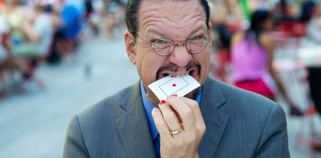 We Asked Our Favorite Magician Juggler Comedian Musician Inventor Actor And Best Ing Author Penn Jillette For His Take On Mothers Day He