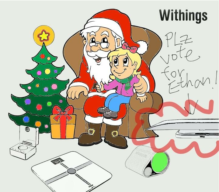 kids draw santa claus our facebook drawing coloring contest is on withings kids draw santa claus our facebook
