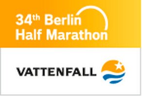 Logo Berlin Half Marathon 2014