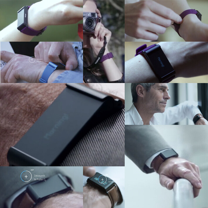Withings Pulse wristband