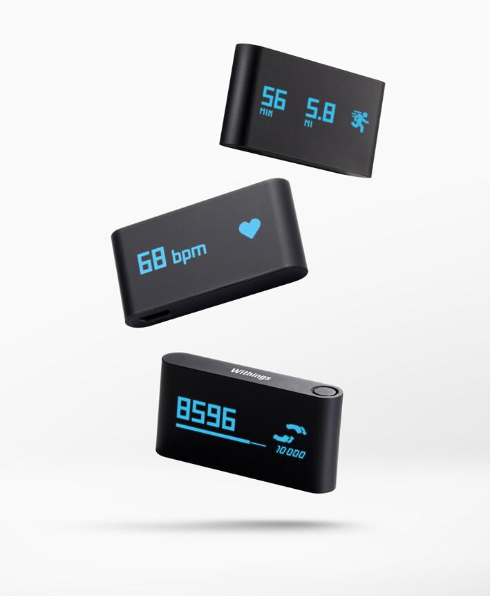 activity tracker 2 HD (Miles) S