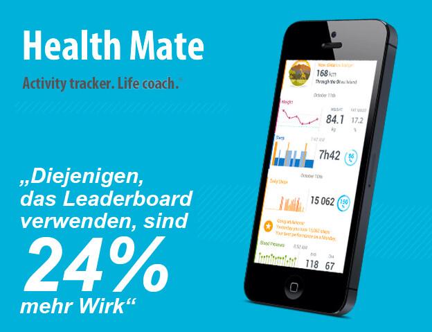 Arti health mate more active DE