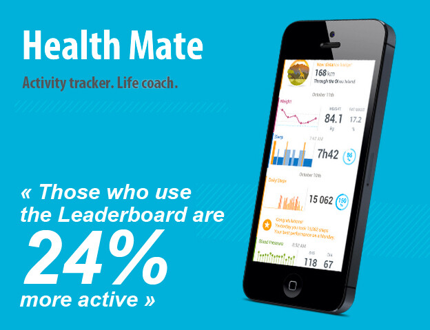 Arti health mate more active EN