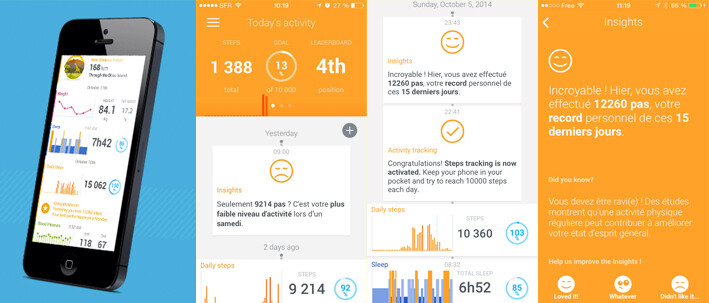 daily reports health mate