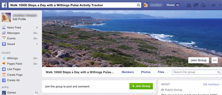 withings advocates challenge
