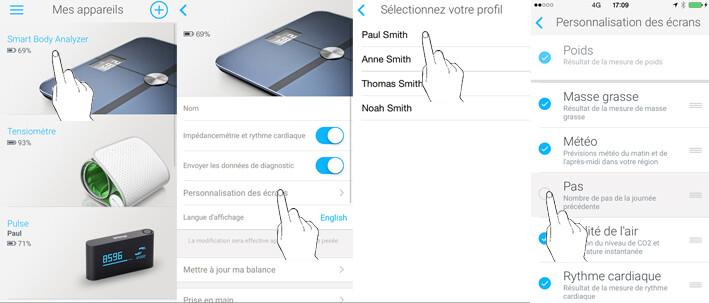 customisation-écrans-balances-withings'''