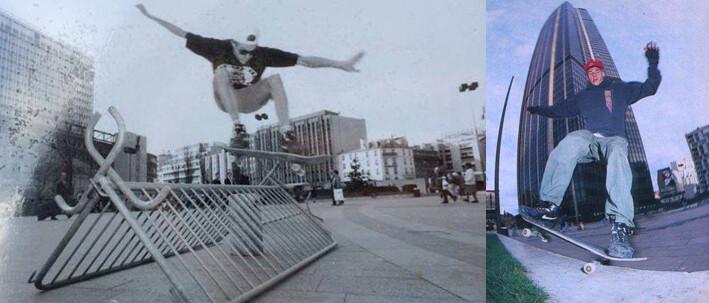 from skater to runner 14