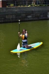 paddle boarding boston