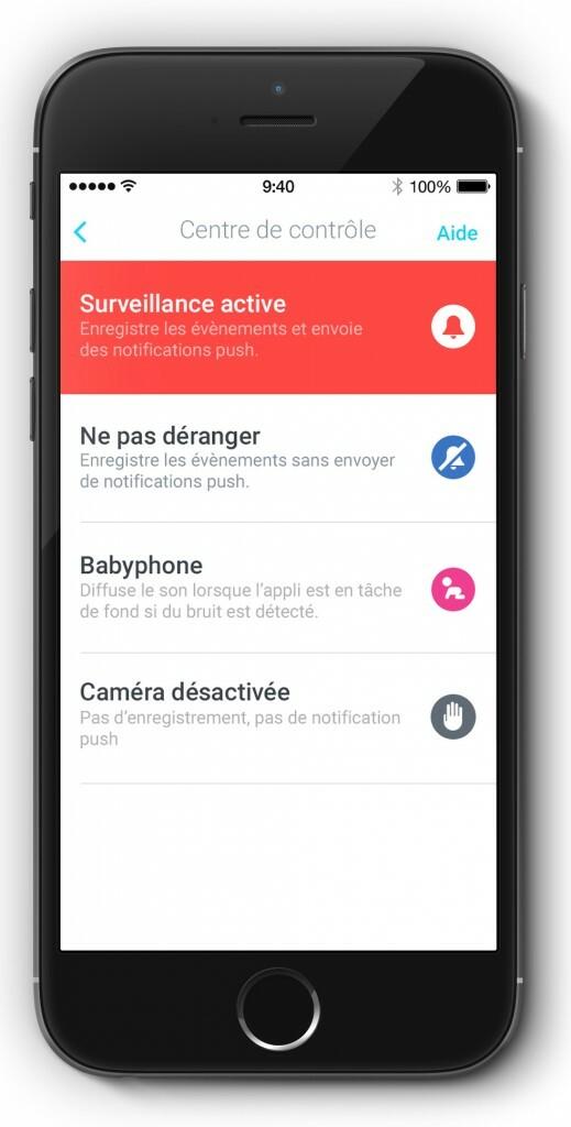 CT - Active Monitoring FR
