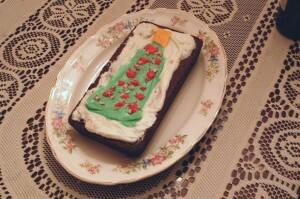 holiday cake weight gain