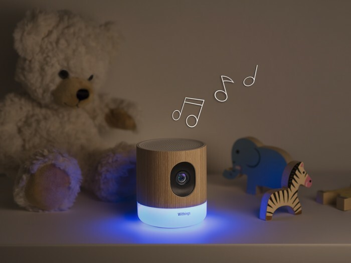 Home Baby Bundle Lulla Light & Sound