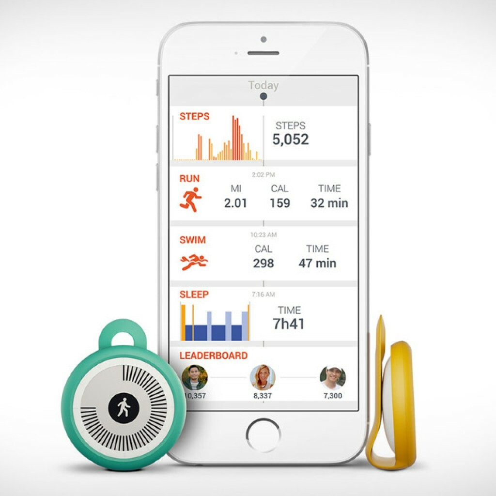 Withings Go at CES