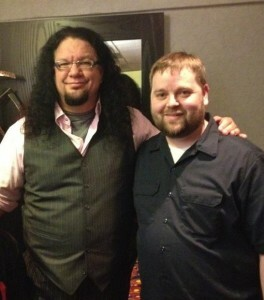 Penn Jillette before weight loss picture