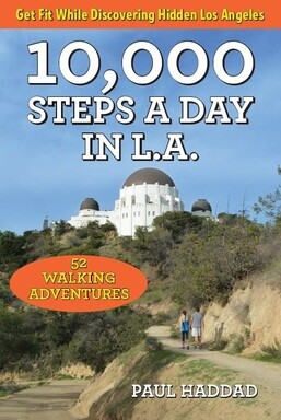 10000 steps a day tour LA