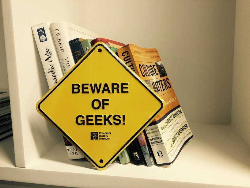 Beware of geeks